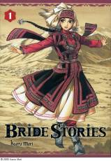 Couverture de l'album BRIDE STORIES Tome #1 Volume 1