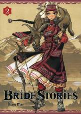 Couverture de l'album BRIDE STORIES Tome #2 Volume 2