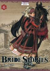 Couverture de l'album BRIDE STORIES Tome #6 Volume 6