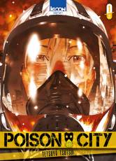 Couverture de l'album POISON CITY Tome #1 Volume 1