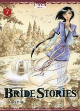 Couverture de l'album BRIDE STORIES Tome #7 Volume 7