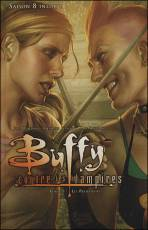 Couverture de l'album BUFFY CONTRE LES VAMPIRES Tome #5 Les prédateurs