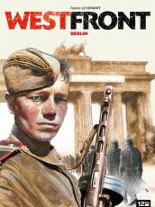 Couverture de l'album WESTFRONT  Berlin