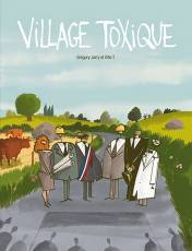 Couverture de l'album VILLAGE TOXIQUE Village toxique