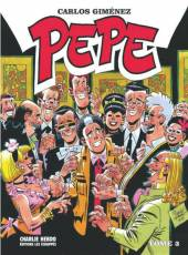 Couverture de l'album PEPE Tome #3 Volume 3