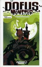 Couverture de l'album DOFUS MONSTER Tome #5 Nomekop le crapoteur
