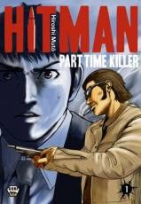 Couverture de l'album HITMAN Tome #1 Part time killer