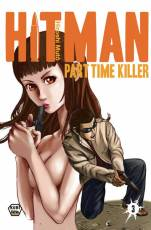 Couverture de l'album HITMAN Tome #3 Part time killer
