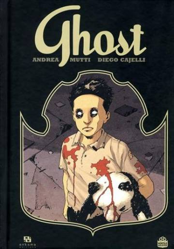 Couverture de l'album GHOST Ghost