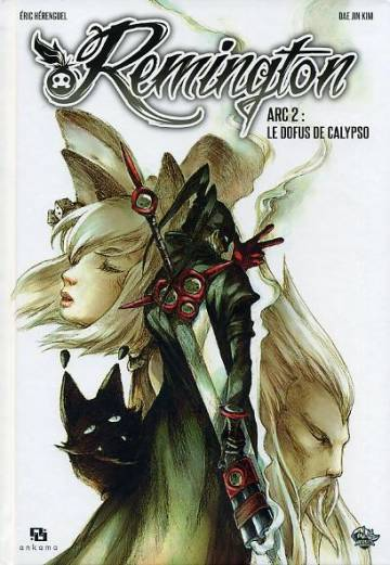 Couverture de l'album REMINGTON Tome #2 Arc 2 : Le dofus de Calypso
