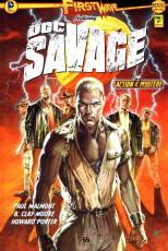 Couverture de l'album DOC SAVAGE Tome #1 Tome 1