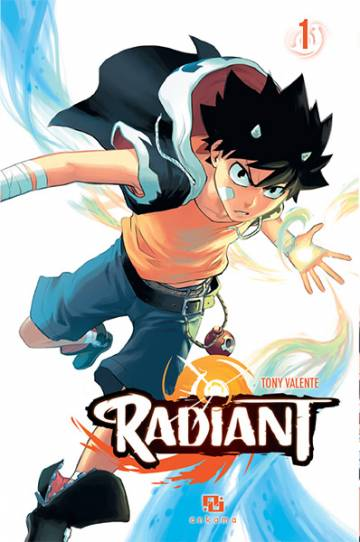 Couverture de l'album RADIANT Tome #1 Volume 1