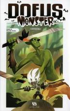 Couverture de l'album DOFUS MONSTER Tome #11 Bworker