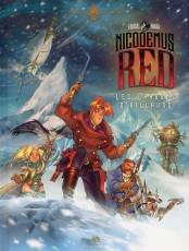 Couverture de l'album NICODEMUS RED Tome #1 Les dragons d'Hillrude