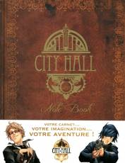 Couverture de l'album CITY HALL Note Book