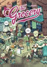 Couverture de l'album THE GROCERY Tome #3 Tome 3