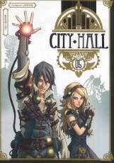 Couverture de l'album CITY HALL Tome #5 Tome 05