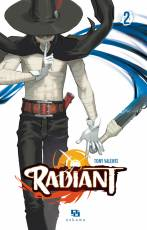Couverture de l'album RADIANT Tome #2 Volume 2