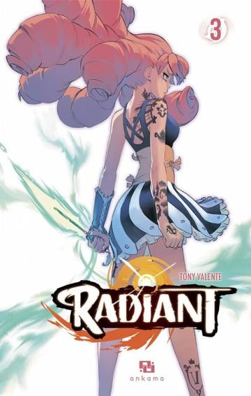 Couverture de l'album RADIANT Tome #3 Volume 3