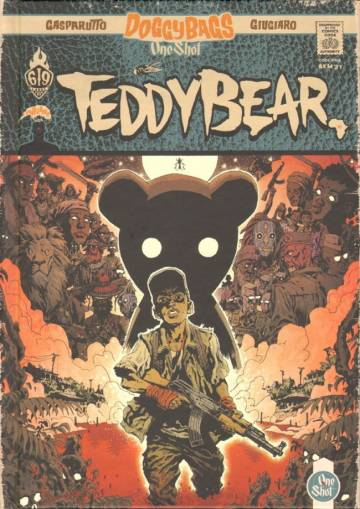 Couverture de l'album DOGGY BAGS ONE SHOT Teddy Bear