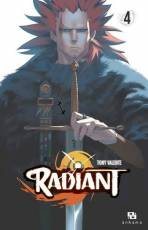 Couverture de l'album RADIANT Tome #4 Volume 4