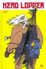 Couverture de l'album HEAD LOPPER Tome #1 L'île