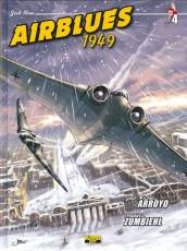 Couverture de l'album JACK BLUES Tome #4 Airblues 1949 – Episode 1