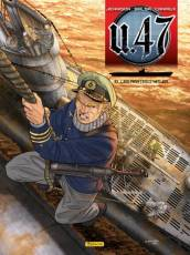 Couverture de l'album U-47 Tome #10 Les pirates d'Hitler