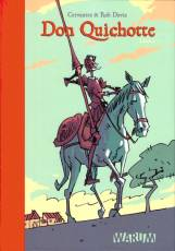 Couverture de l'album DON QUICHOTTE Tome #1 Livre 1