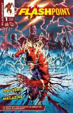 Couverture de l'album FLASHPOINT Tome #1 La suite de The Flash et le début de la saga Flashpoint !