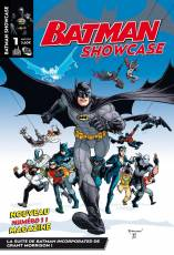 Couverture de l'album BATMAN SHOWCASE Tome #1 La suite de Batman incorporated de Grant Morrison