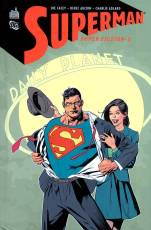 Couverture de l'album SUPERMAN - SUPER FICTION Tome #2 Volume 2