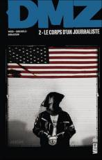 Couverture de l'album DMZ (VF URBAN) Tome #2 Le corps d'un journaliste