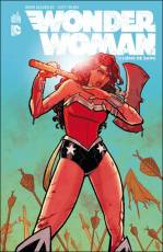 Couverture de l'album WONDER WOMAN (VF) Tome #1 Liens de sang