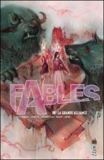 Couverture de l'album FABLES Tome #16 La grande alliance