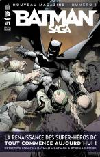 Couverture de l'album BATMAN SAGA Tome #1 Tome 1