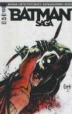 Couverture de l'album BATMAN SAGA Tome #3 Volume 3