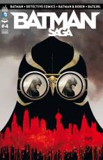 Couverture de l'album BATMAN SAGA Tome #4 Tome 4