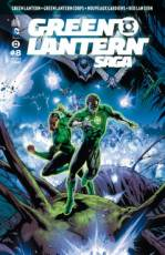 Couverture de l'album GREEN LANTERN SAGA Tome #8 Volume 8