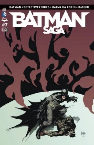 Couverture de l'album BATMAN SAGA Tome #7 Volume 7