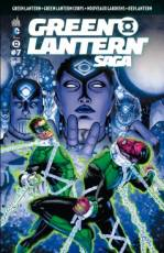 Couverture de l'album GREEN LANTERN SAGA Tome #6 Volume 6