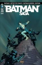 Couverture de l'album BATMAN SAGA Tome #8 Volume 8