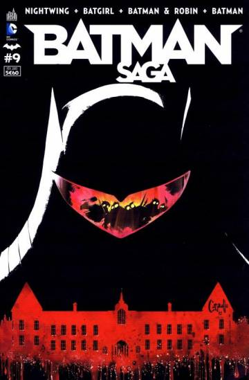 Couverture de l'album BATMAN SAGA Tome #9 Volume 9