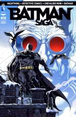 Couverture de l'album BATMAN SAGA Tome #10 Volume 10