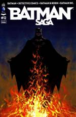 Couverture de l'album BATMAN SAGA Tome #12 Volume 12