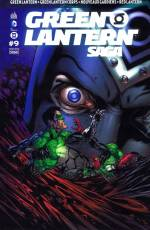 Couverture de l'album GREEN LANTERN SAGA Tome #9 Volume 9