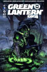 Couverture de l'album GREEN LANTERN SAGA Tome #11 Volume 11