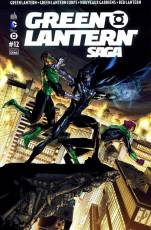 Couverture de l'album GREEN LANTERN SAGA Tome #12 Volume 12