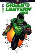 Couverture de l'album GREEN LANTERN SAGA Tome #13 Volume 13