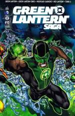 Couverture de l'album GREEN LANTERN SAGA Tome #15 Volume 15